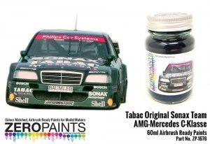 Zero Paints 1676 Tabac Original Sonax Team AMG-Mercedes C-Klasse 60ML