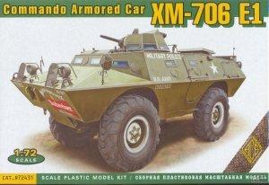 Ace 72431 V-100 (XM-706 E1) Commando car 1:72
