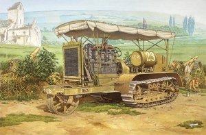 Roden 812 Holt 75 Artillery tractor (1:35)