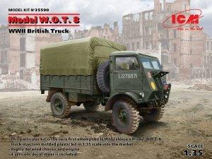 ICM 35590 Model W.O.T. 8, WWII British Truck 1/35