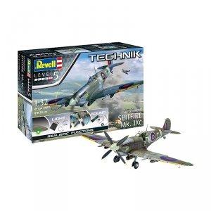 Revell 00457 Supermarine Spitfire MK.IXC 1/32