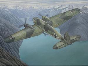 Roden 341 He-111 H-6 1/144