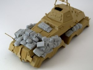 Panzer Art RE35-596 Stowage set for Sd.Kfz 231/232 1/35