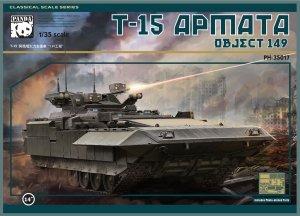 Panda Hobby 35017 T-15 Armata Object 149 (1:35)