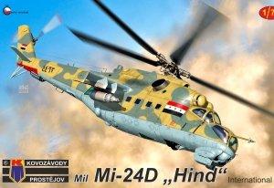 Kovozavody Prostejov KPM0198 Mi-24 International 1/72