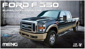 Meng Model VS-006 Ford F-350 Super Duty Crew Cab 1/35