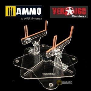 Vertigo VMP026 Airbrush III, with rotary base AFV