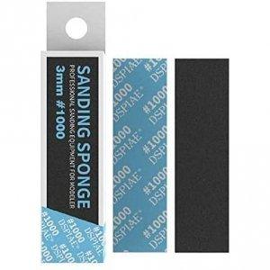 DSPIAE SS3-1000 3mm #1000 SANDING SPONGE 5 PCS / Gąbka do szlifowania