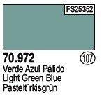 Vallejo 70972 Light Green Blue (107)