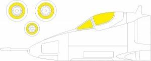 Eduard CX606 A-4E FUJIMI / HOBBY 2000 1/72