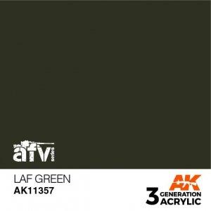 AK-Interactive AK 11357 LAF Green 17ml