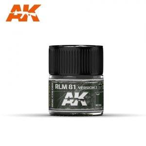 AK Interactive RC324 RLM 81 VERSION 2 10ML