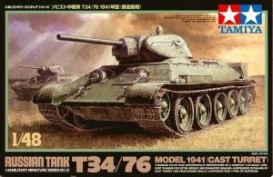 Tamiya 32515 T 34/76 Mod. 1941 (1:48)
