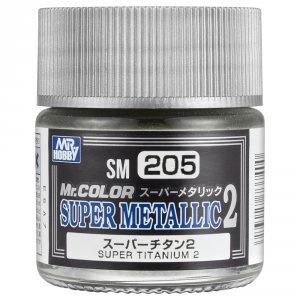 Mr.Color SM-205 Super Titanium 2