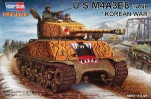 Hobby Boss 84804 U.S M4A3E8 TANK (1:48)