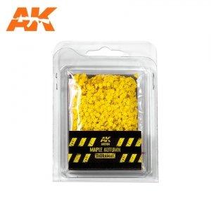 AK Interactive AK 8164 MAPLE AUTUMN LEAVES 75MM / 90MM  1/32 1/35