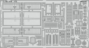 Eduard 73706 A-4F for Hobby Boss 1/72