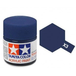 Tamiya 81003 Acryl X-3 Royal Blue 23ml