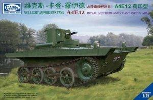 Riich Models CV35003 VCL L.A.Tank A4E12 1/35