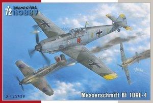 Special Hobby 72439 Messerschmitt Bf 109E-4 1/72