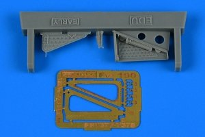 Aires 7377 Fw 190 inspection panel - early 1/72 EDUARD