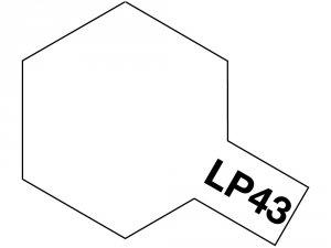 Tamiya 82143 LP-43 Pearl white 10ml