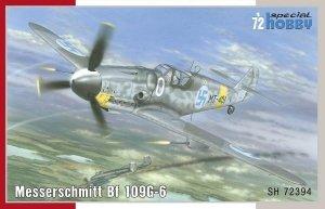 Special Hobby 72394 Messerschmitt BF-109G-6 'Mersu over Finland' 1/72