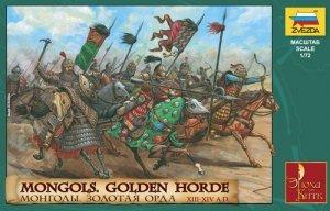Zvezda 8076 Mongols Golden Horde 1/72