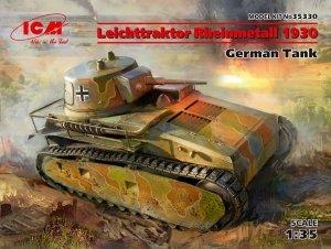 ICM 35330 Leichttraktor Rheinmetall 1930, German Tank 1/35