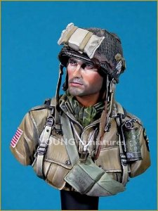Young Miniatures YM1807 101st Airborne Division Normandy 1944 1/10