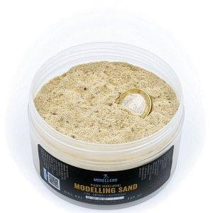 Modellers World MWS001 Modelling sand Fine (Drobny z kamieniami)200ml