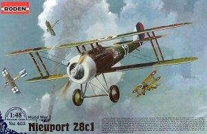 Roden 403 Nieuport 28C1