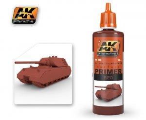 AK Interactive AK 180 Red Primer 60ml