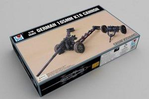 I Love Kit 61601 German 105mm K18 Cannon 1/16