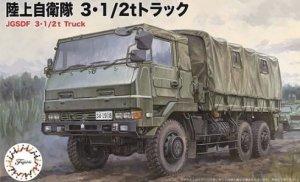 Fujimi 723266 JGSDF 3 1/2t Truck 1/72