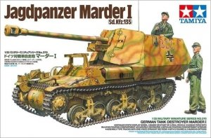 Tamiya 35370 German Tank Destroyer Marder I Sd, Kfz. 135 1/35