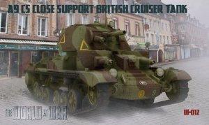 IBG WAW 012 A9 CS Close Support British Cruiser Tank 1/72