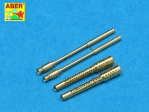 Aber A32005 Set of 2 barrels for German 13mm aircraft machine guns MG 131 (early type) (1:32)