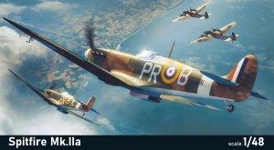 Eduard 82153 Spitfire Mk.IIa Profipack edition