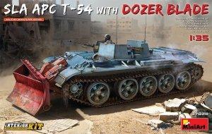 MiniArt 37028 SLA APC T-54 w/DOZER BLADE. INTERIOR KIT 1/35