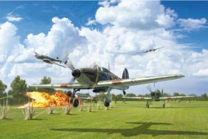 Italeri 2802 Hurricane Mk.I 1/48