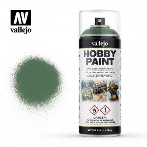 Vallejo 28028 AFV Fantasy Color Sick Green spray 400 ml.