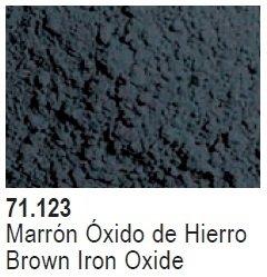 Vallejo 73123 Brown Iron Oxide