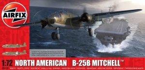 Airfix 06020 North American B25B Mitchell 1/72