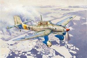 Trumpeter 02422 Junkers Ju-87B-2/U4 Stuka 1/24