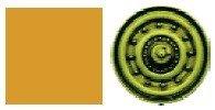 Vallejo 76503 Dark Yellow/Ciemny żółty 35ml