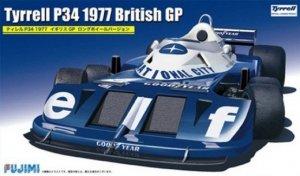 Fujimi 091914 Tyrrell P34 1977 British GP 1/20