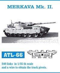 Friulmodel 1:35 ATL-66 MERKAVA Mk. II