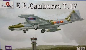 Amodel 01430 Ee Camberra T17 (1:144)