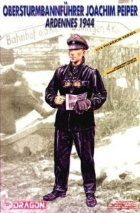 Dragon 1620 OBERSTURMBANNFUHRER Joachim Peiper (Ardennes 1944) (1:16)